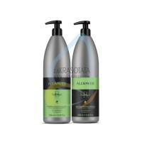 Терапия за мазна коса (пакетно предложение) - шампоан и балсам, Allwaves
