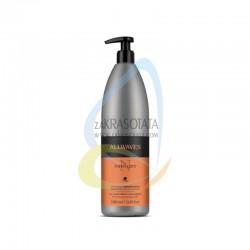 ALLWAVES Професионален шампоан за силно изтощена коса с витамин F
