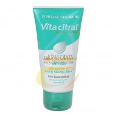 Избелващ крем против петна за ръце VITA CITRAL