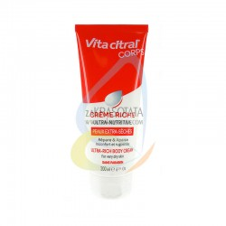 Крем за много суха кожа на тялото VITA CITRAL
