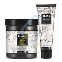 Маска за обем с бамбуков екстракт, Black BLANC