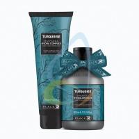 Хидратиращ шампоан и маска за коса, Black TURQUOISE