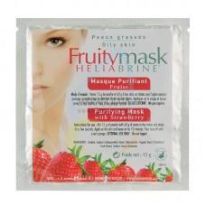 Почистваща маска за лице с ягоди, Heliabrine