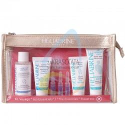 Комплект за пътуване - грижа за лицето, Heliabrine