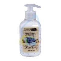 Хидратиращ крем за ръце, Linea Bio, Frosted Blueberry, 250 мл.