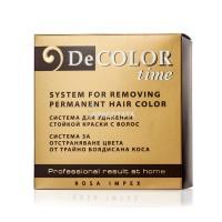 Decolor Time ремувър за боя за коса