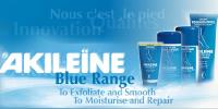 AKILEINE BLUE / АКИЛЕИН - синя серия
