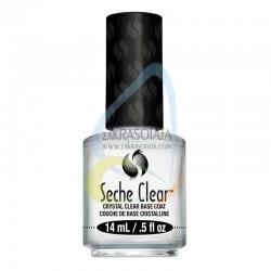 Seche - CLEAR BASE - Кристална прозрачна база за нокти
