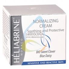 Крем за нормализиране на кожата HELIABRINE